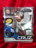 Victor Cruz McFarlane NFL Series 31 Football Figure
