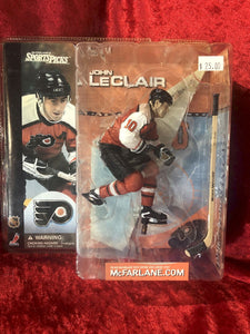John Leclair McFarlane NHL Series 1 Hockey Figure