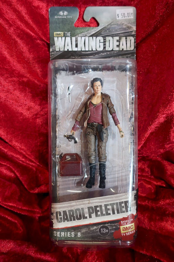 Walking Dead- Carol Peletier Series Eight Action Figure