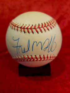 Fred McGriff Guaranteed Authentic Autographed Baseball