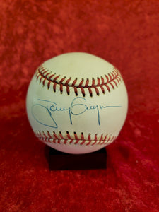 Tony Wynn Guaranteed Authentic Autographed Baseball