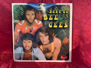 Bee Gees Best of 33 LP Album