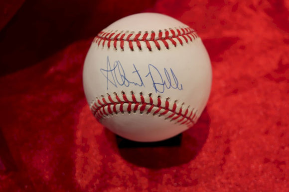 Albert Belle Guaranteed Authentic Autographed Baseball