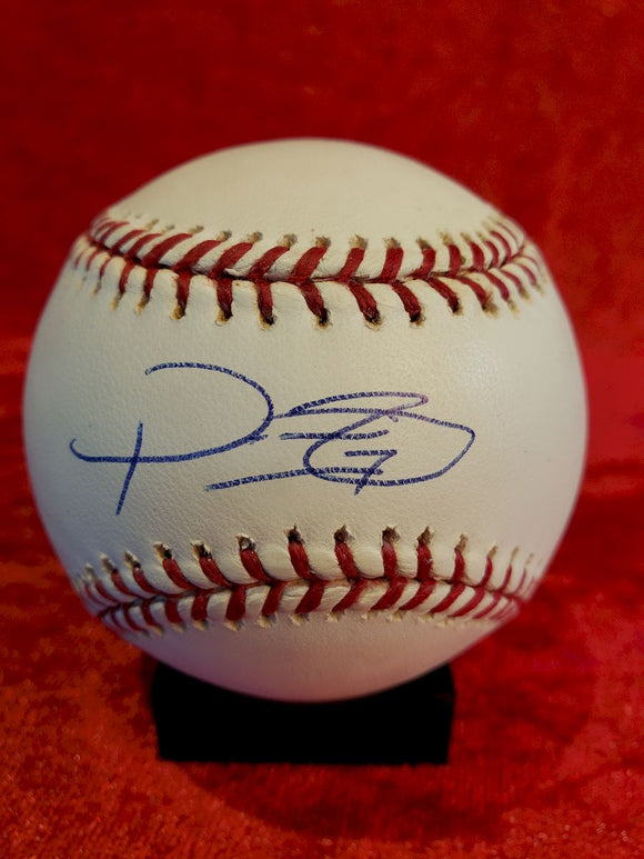 Prince Fielder Certified Authentic Autographed Baseball