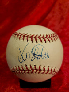 Kevin Elster Guaranteed Authentic Autographed Baseball