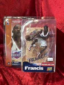 Steve Francis McFarlane NBA Series 2 Basketball Figure
