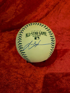 Lance Berkman Guaranteed Authentic Autographed Baseball
