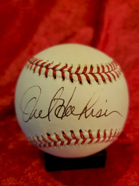 Orel Hirshauser Guaranteed Authentic Autographed Baseball
