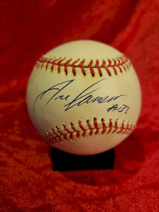 Jose Canseco Guaranteed Authentic Autographed Baseball