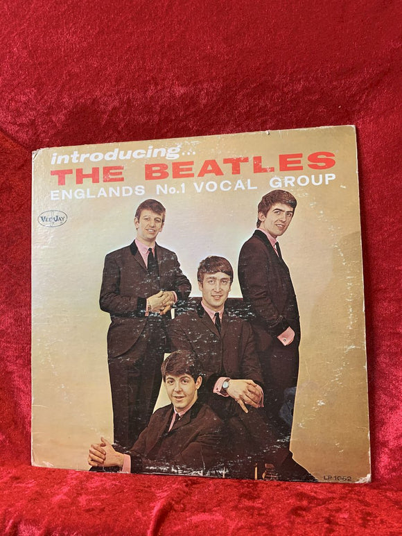 Introducing the Beatles 33 LP Album