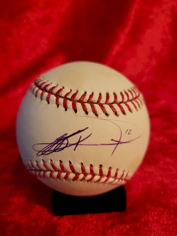 Jeff Kent Certified Authentic Autographed Baseball