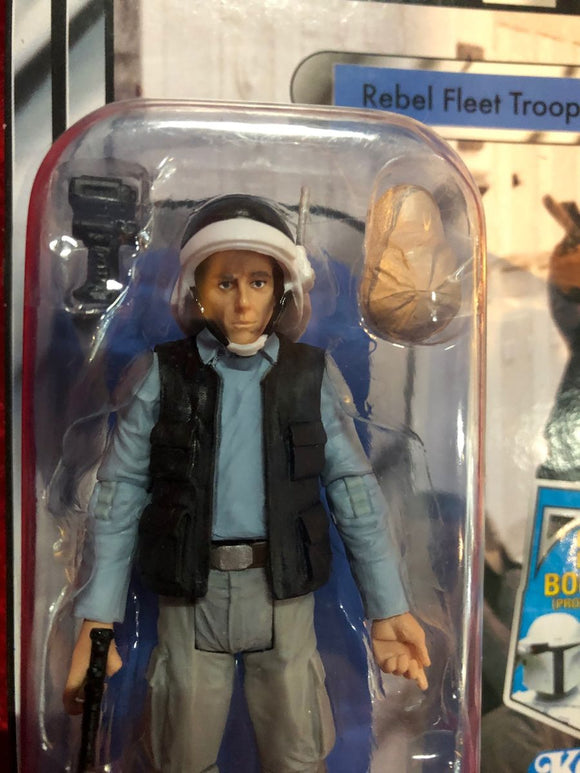 Rebel Fleet Trooper Star Wars Action Figure