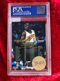 Antawn Jamison 1998-99 Flair Showcase Row 2 #17 Basketball Trading Card
