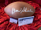 Don Shula Miami Dolphins Certified Authentic Autographed Football