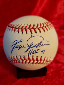 Fergie Jenkins Guaranteed Authentic Autographed Baseball