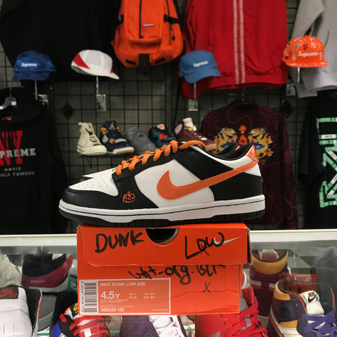 Ds Nike Dunk Halloween