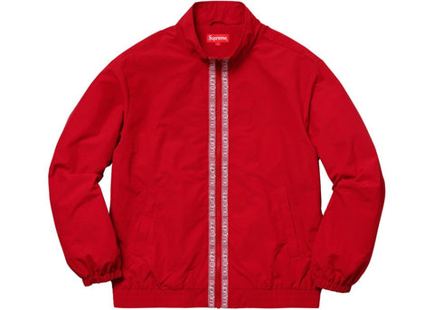 Ds supreme classic logo tapping track jacket