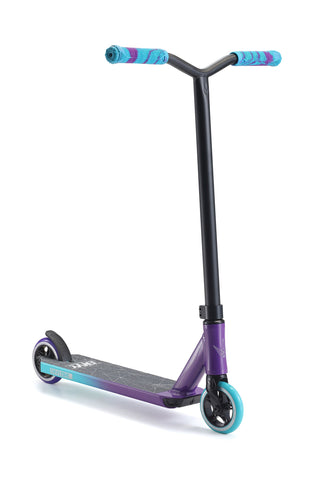 Envy One S3 Pro Scooter - Purple/Teal