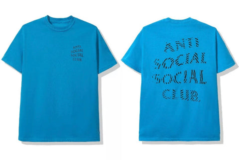 Ds Anti Social Social Club misprint tee