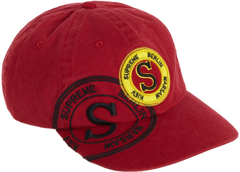 Ds Supreme Stamp 6-panel
