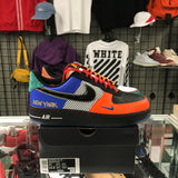 Ds Nike Air Force 1 What The New York