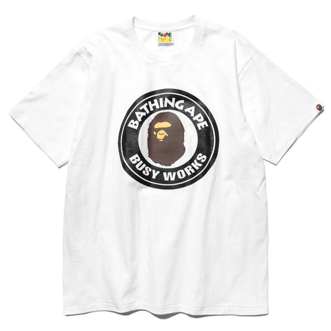 DS Bathing Ape Busy Works Tee Sz L