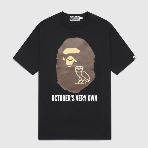 Ds Bape x ovo shirt