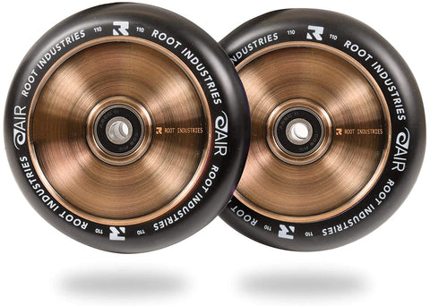Root Industries Air Wheels 110mm- Copper