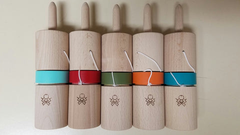 Rolling Pins - Sweets Kendamas
