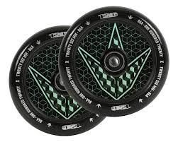 Envy Hollow Core 110mm Wheels - Geo Logo Hologram