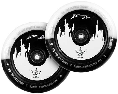 Envy Hollow Core 120mm Wheels | Jon Reyes Signature | Pair