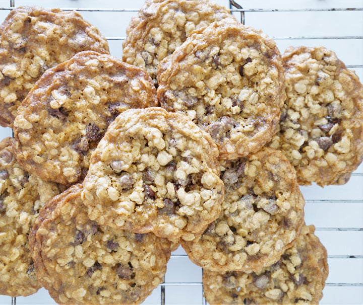 Favorite Oatmeal Chocolate Chip Cookie Recipe