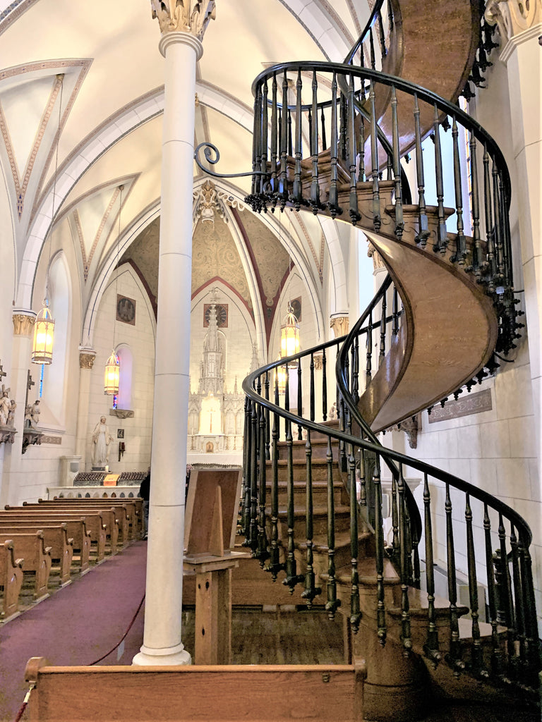 Loretto Chapel Santa Fe New Mexcico