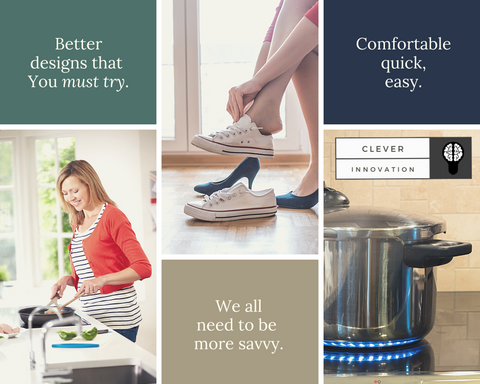Variety of Clever Innovation products to make life easy