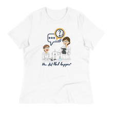 Load image into Gallery viewer, Funny Women's Relaxed T-Shirt