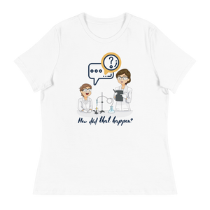 Funny Women's Relaxed T-Shirt