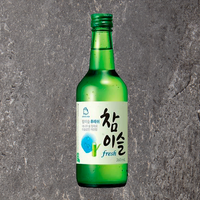 소주 Jinro Chamisul Soju Fresh 360ml
