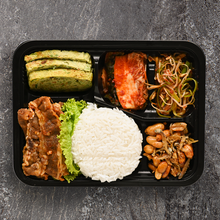 Load image into Gallery viewer, Honey Spiced Beef Bulgogi Dosirak