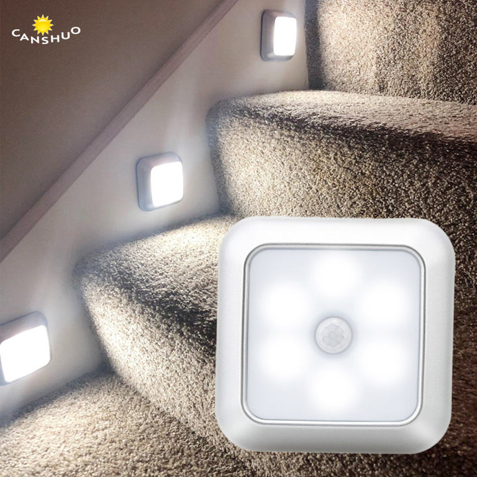Motion detector LED Nightlight