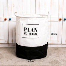Load image into Gallery viewer, X-Shape Foldable Dirty Laundry Basket