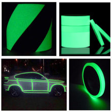 Load image into Gallery viewer, 10M Luminous Tape Self-adhesive Glow In The Dark Sticker