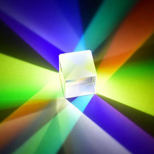 Prism Six-Sided Bright Light Cube