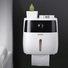 Load image into Gallery viewer, Toilet Paper Holder Double Waterproof Storage Box