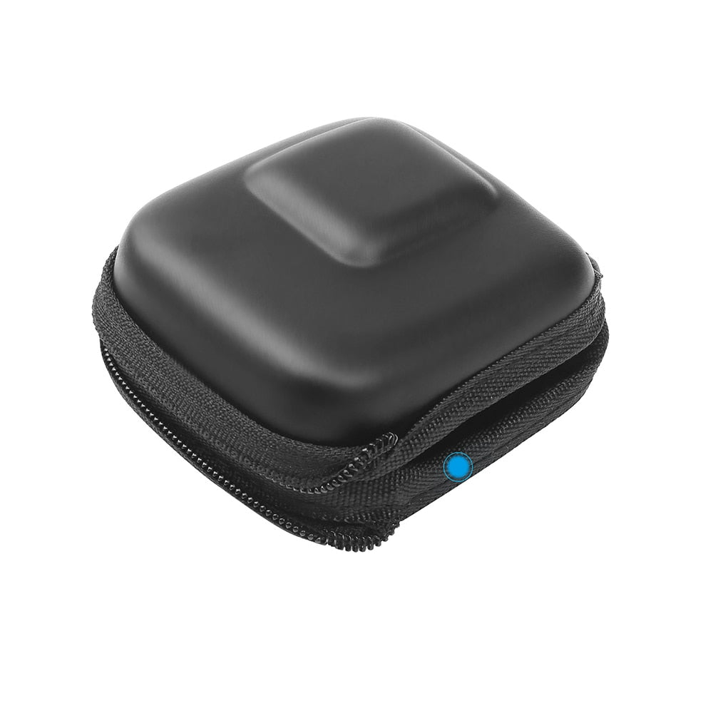GoPro Hero 8 7 6 5 Black Mini EVA Protective Storage Case Bag Box Mount for Go Pro Hero 8 7 5 Black Silver Accessories