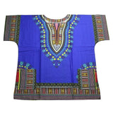 Dashiki fashion design African traditional printed 100% cotton Dashiki T-shirts for unisex Tribal Ethnic Succunct Hippie 2019