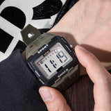 Men Sport Watch Multifunction Stopwatch Fitness Alarm Clock 5Bar Waterproof Light Display Digital Watches Wholesale reloj hombre