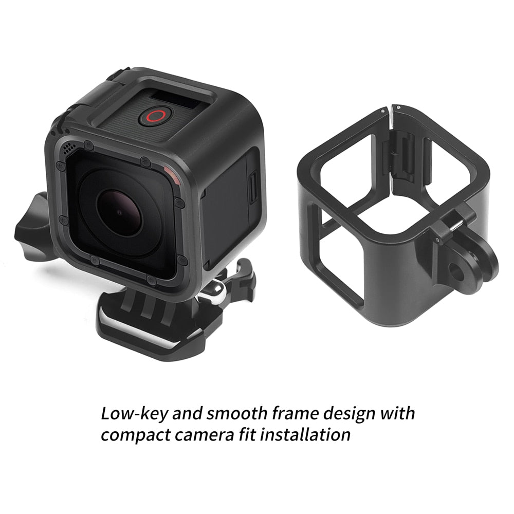 Standard Border Protector Protective Frame Case For Gopro Hero 4 plus Hero 5 Session Go Pro Action Camera Accessories