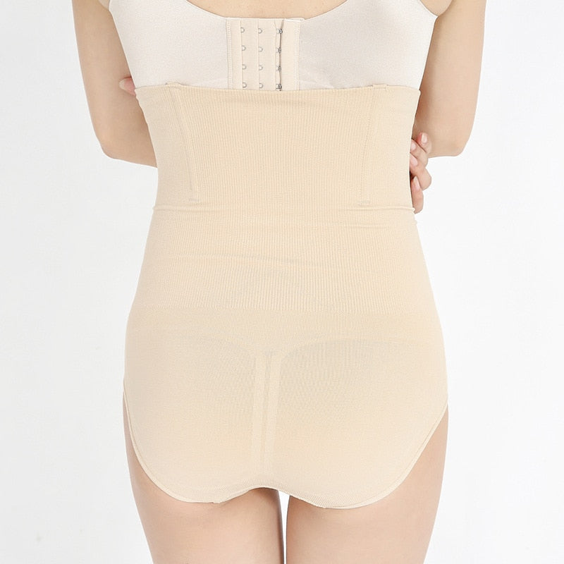 SH-0001 High Waist Shaping Panties Breathable Body Shaper Slimming Tummy Underwear panty shapers