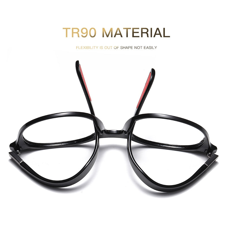 TR90 Anti Blue Light Computer Glasses Frames Men High Quality glass Frames Women men Trend Styles Brand Optical reading glasses
