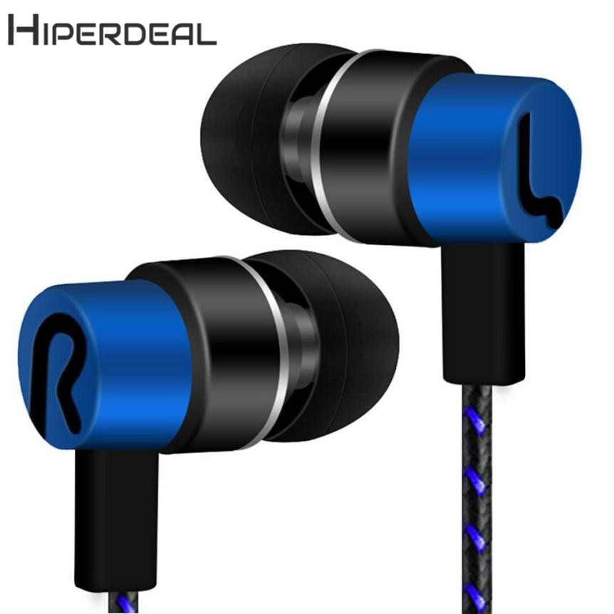 Universal 3.5mm In-Ear Stereo Earbuds Earphone For Cell Phone 18Jan24